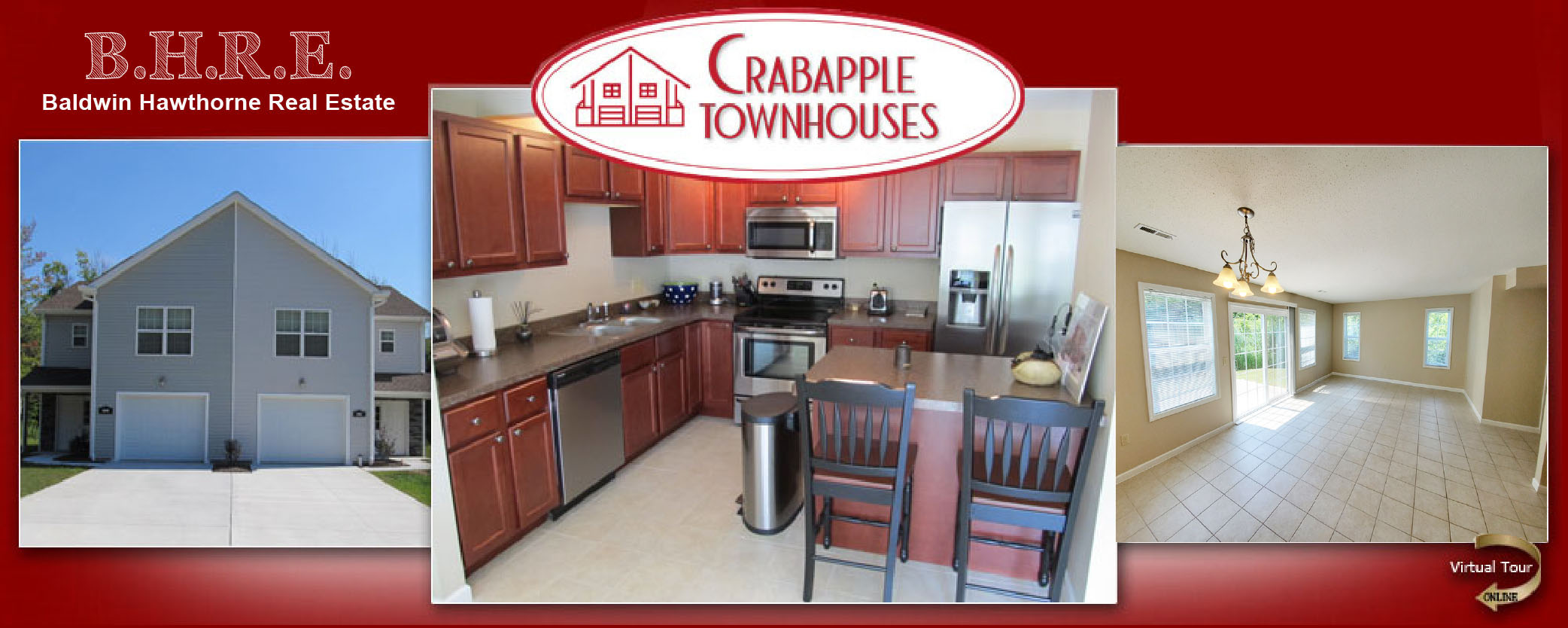 erie townhouse rental
