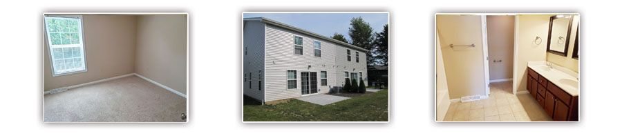 townhouses for rent erie